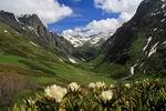 долина Малой Лабы