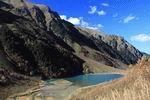 озеро Ачипста и хребет Алоус