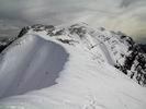 вершинный гребень горы Аутль