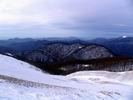 вид в сторону горы Стагоки