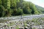 переход через реку Бзыч