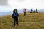 на вершине горы Мал. Бамбак