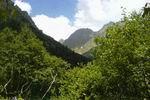 горы за озером Кардывач