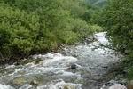 река Верхняя Мзымта