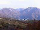 балаганы рядом с Черкесским перевалом