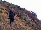 на спуске с горы Бзыш