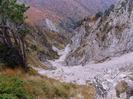 скальные обрывы между горами Бзыш и Пшихашха