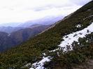снег на горе Пшихашха