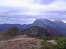 вид на гору Фишт с горы Пшихашха