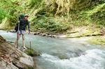 переход реки Ушхо