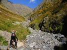долина первого притока реки Пслух