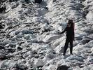 на леднике Псеашха