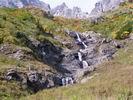 водопады с горы Скалистой