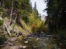 река Безымянка