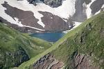 озеро у горы Джемарук