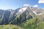 на фоне горы Джемарук