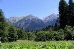 отроги горы Джуга