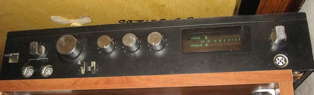 Аудиоусилитель радиотехника